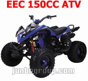 EEC 150CC ATV, EEC GY6 Quad Automatic Gear (DR754)