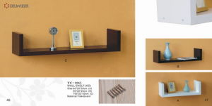 Wooden Wall Shelf (YC-1065)