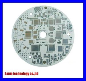 Aluminum Based PCB Multilayer Circuit Board (MP-205) pictures & photos
