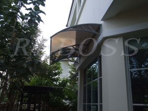 PC Awning/ Canopy / Tents/ Shelter for Windows and Doors pictures & photos