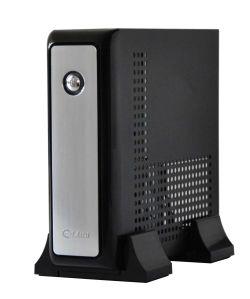 Computer Case (E. mini-3001 Silver)