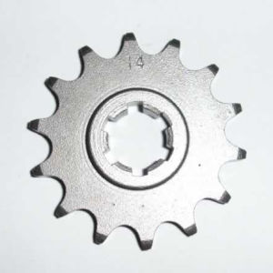 Motorcycle Sprocket-Front Sprocket/428 pictures & photos