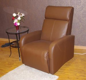 Genuine Leather Lift Chair, Powerful Recliner pictures & photos