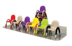 Kindergarten Furniture Plastic Kid Chair for Children (KF-02) pictures & photos