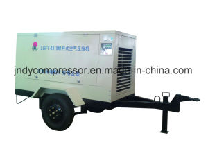 Rotary Screw Air Compressor with High Pressure pictures & photos