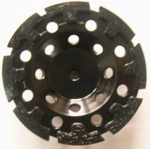 Double Rows Cup Wheel Diamond Tools-Grinding Wheel - 6 pictures & photos