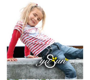 Children′garment / Children′s Clothes / Girl′s T-Shirt pictures & photos