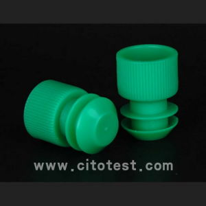 Plastic Test Tube Stoppers & Caps (4070-1016-08) pictures & photos