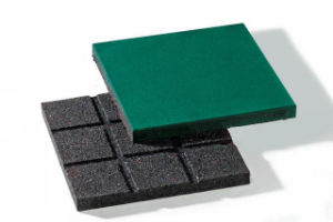 outdoor Playground Rubber Flooring for Children pictures & photos