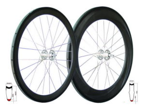 Track Carbon Wheels (WB-TWH-002-3K-TK)