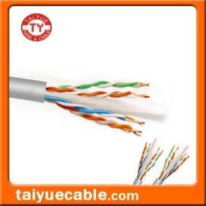 CAT6 LAN Cable, UTP/FTP/SFTP Cable pictures & photos