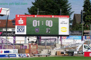 Outdoor Full Color P20 LED Digital Display for Football Stadium pictures & photos