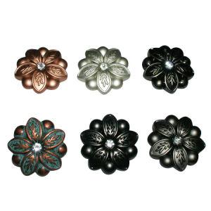 2 Holes New Design Metal Button (S-025) pictures & photos