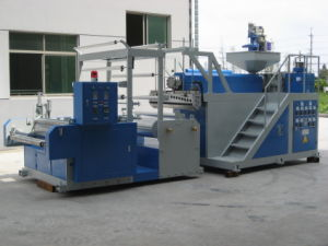 PVC Plastic Stretch Film Production Line (SLW1100(PVC))