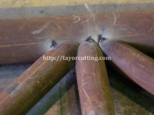 Pipe Beveling Plasma Cutting Machine, Pipe Intersection Cutting Machine pictures & photos