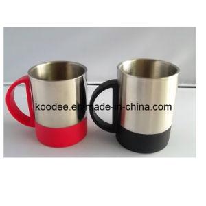 Stainless Steel Single Wall Coffee Mug (KD-250)