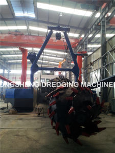 Cutter Suction Dredging Machinery (CSD 200) pictures & photos