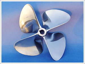 4-Blade Stainless Steel Outboards Propeller pictures & photos