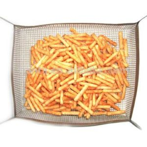 Ptfe Coated Fiberglass Mesh Basket