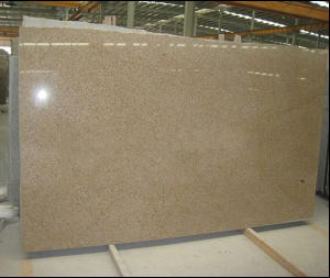 China Yellow Granite Big Slab (DX-GY001)