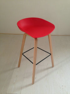 Plastic Bar Height Chairs for Sale pictures & photos