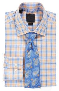 2017 Modern Plaid, Clean-Cut Dress Shirt, Elegant Men Shirt pictures & photos