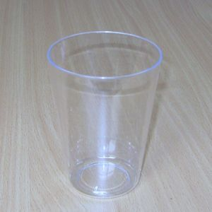 350ml Transparent Plastic Cup (2912) pictures & photos