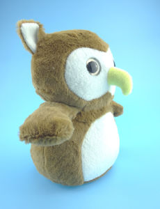 Stuffed Plush Toy Owl in Four Colors pictures & photos