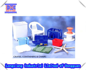 Injection Tooling for Crates/Containers /Chairs Parts pictures & photos