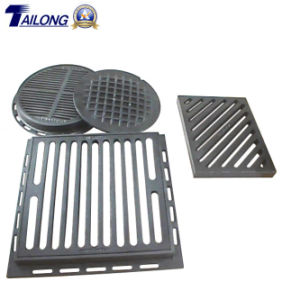 OEM Manhole Cover with Sand Casting
