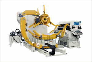 Coil Sheet Automatic Feeder with Straightener for Press Line Using in Manufacturing Industry pictures & photos