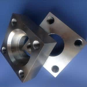 Stainless Steel Square Flange pictures & photos