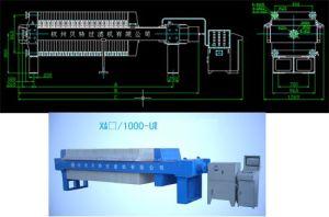 Chamber Filter Press (XAM/1000UBK)
