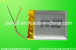 460mAh Li-Polymer Battery for MP4 (tablet personal computer)