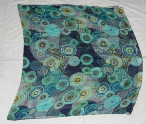 Trendy Ladies Printed Scarf for Spring (Ants-S1383)