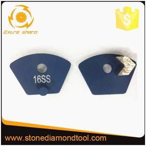 Difference Design Segments Diamond Grinding Disc for Concrete Floor pictures & photos