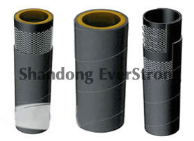 Sand Blasting Hose with fabric insertion