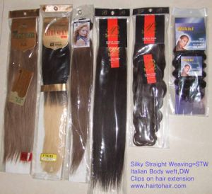 Human Hair Extension pictures & photos
