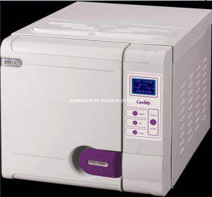 Dental Autoclave with USB Connection and Built-in Printer (OSA-A2-18L OSA-A2-23L) pictures & photos
