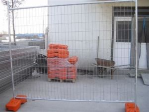 Hot Dipped Galvanized Temporay Fence Panel pictures & photos