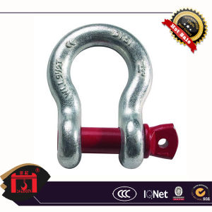 U. S Bolt Type Anchor Shackles or Chain Shackle (G209) pictures & photos