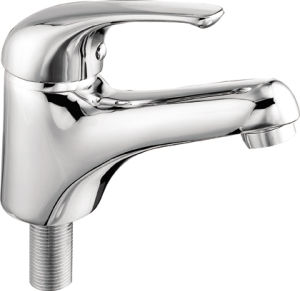 35MM Single Lever Washbasin Tap (F16001) pictures & photos