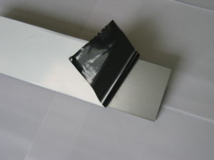 Black-White Protection Film for Stainless Steel pictures & photos