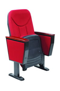 Luxury New Auditorium Chair with Writing Pad Auditorium Seat (MS5) pictures & photos