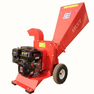Light Weight Design Wood Chipper 6.5HP for Your Garden pictures & photos