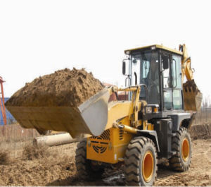 XCMG/SDLG Backhoe Loader (WZ30-25)