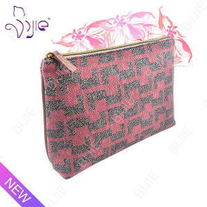Lady Pink Travel Pouch Fashion Portable Toiletry Bag