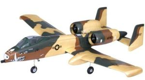 RC Plane Model A10 (Brushless Version) (ST-D14C)