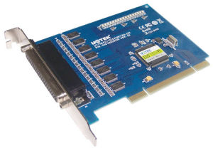 PCI to RS232 8 Ports Multiport Serial Card (UT-758)