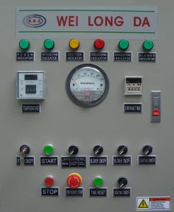 Schneider Control Box/ Control Panel for Spray Booth pictures & photos